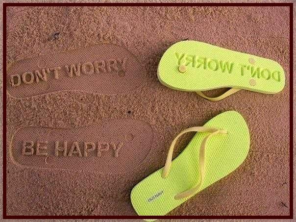 Не волнуйся будь счастлив