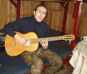 Валера з гітарою