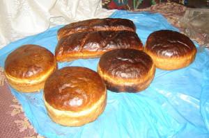 Хліб пані Марії
