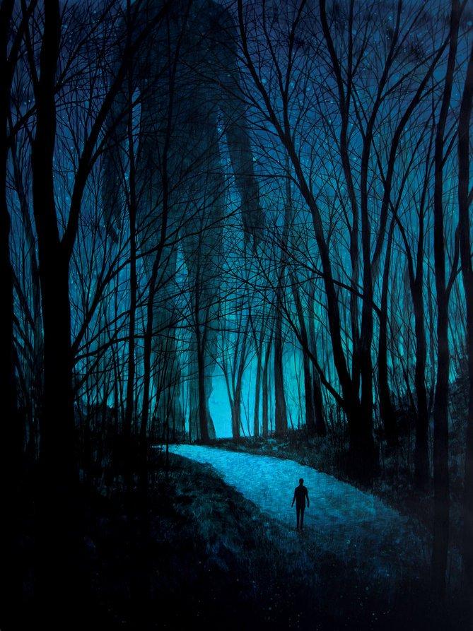Страхи в лесу