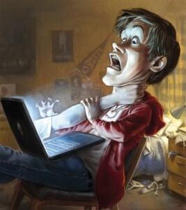 Ужас из компьютера