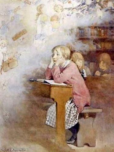 Мечты на уроке